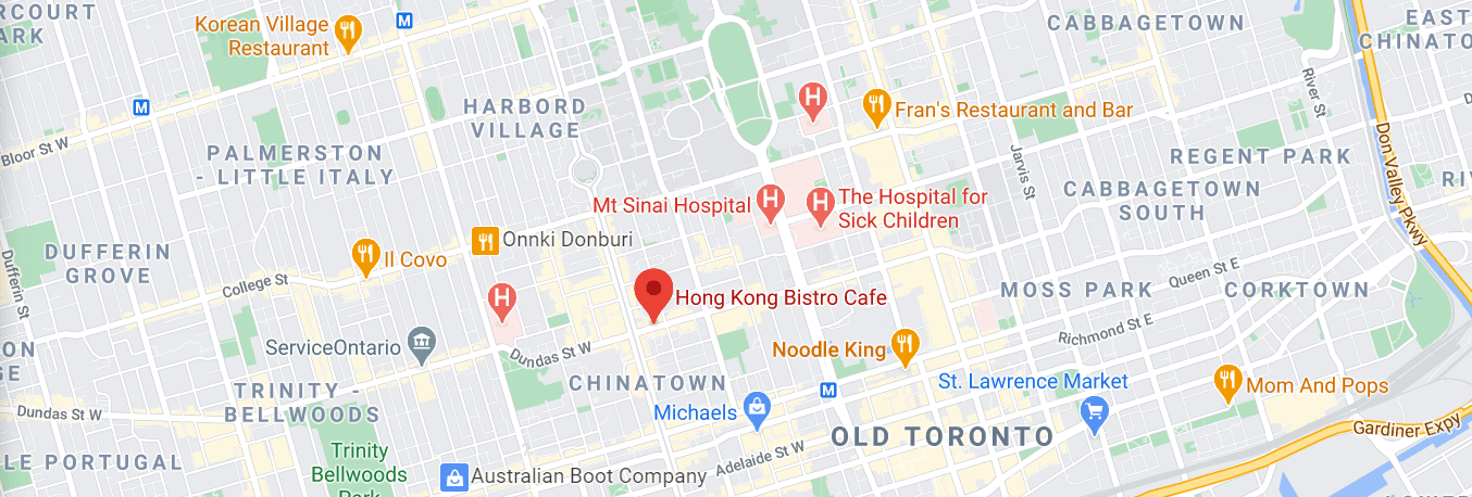 Hong Kong Bistro Cafe