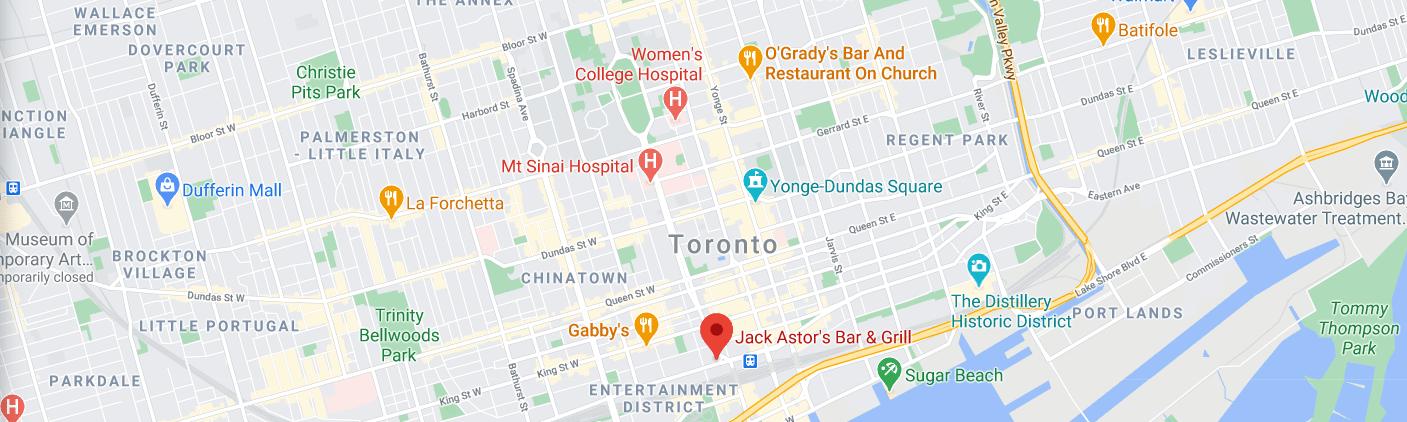 Jack Astor's Bar & Grill