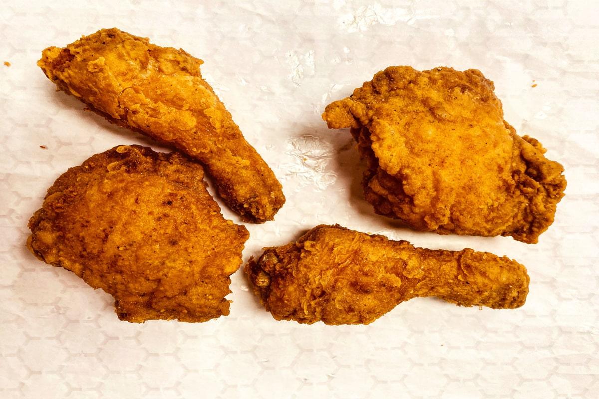 Knockout Chicken