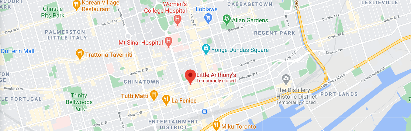 Little Anthony's
