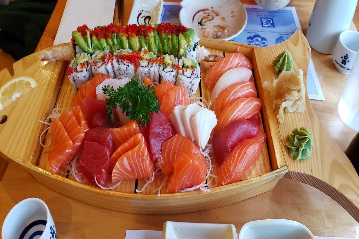Ni Ji Sushi Japanese Restaurant