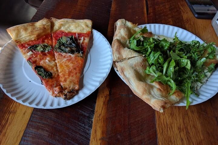 North of Brooklyn Pizzeria