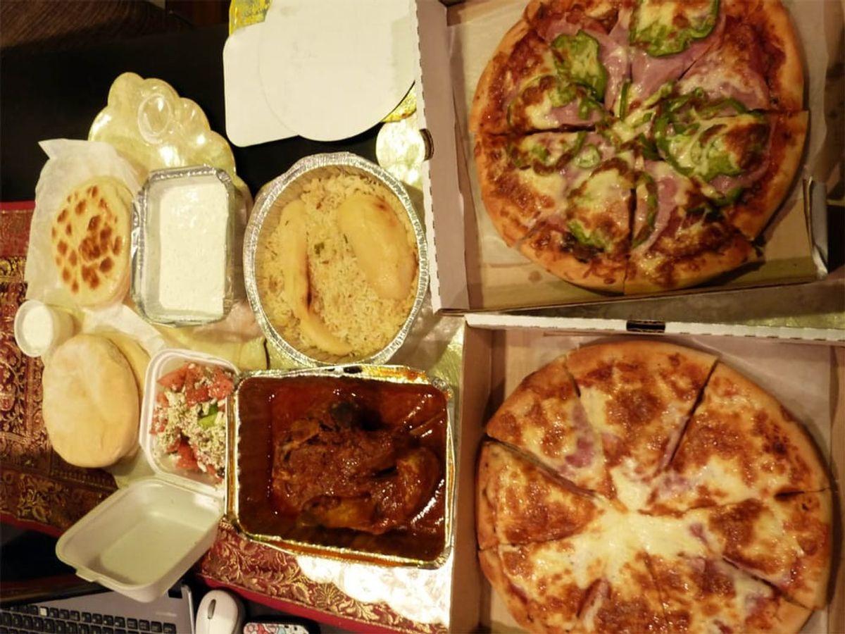 Nektar's Pizza & Greek Food