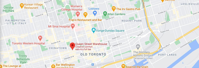 Queen Street Warehouse