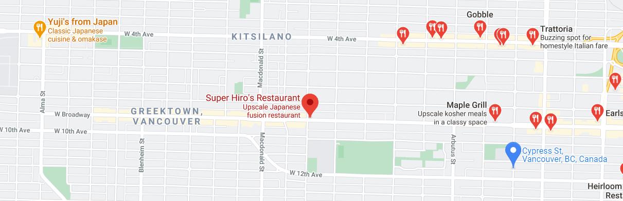 Super Hiro's