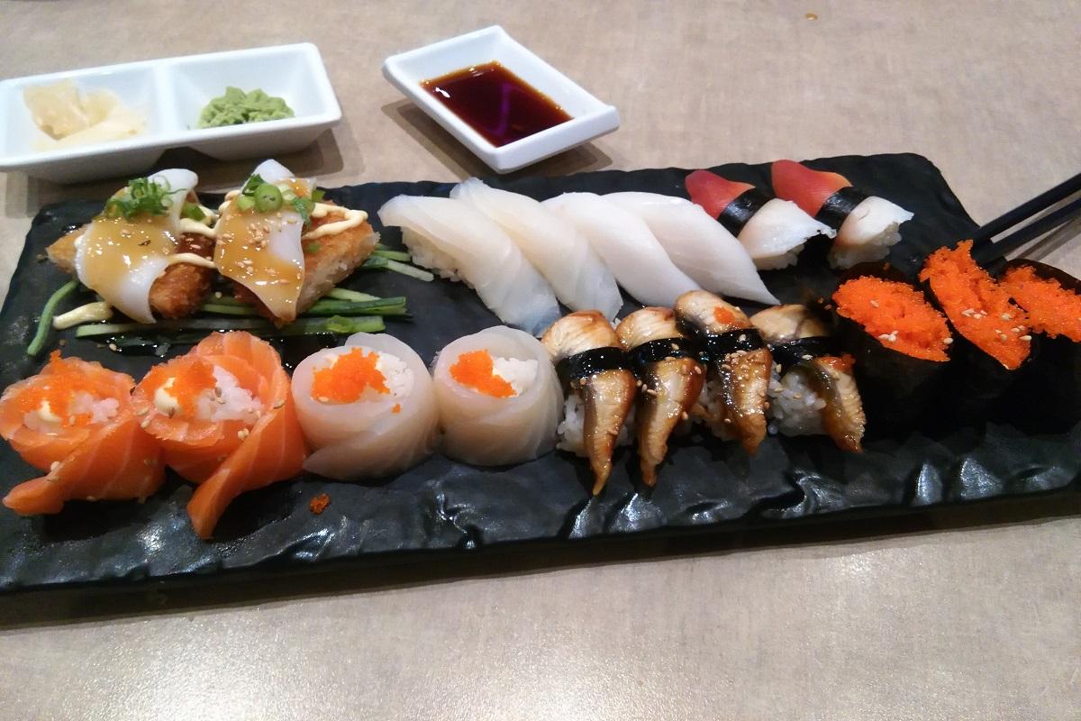 168 Sushi Buffet