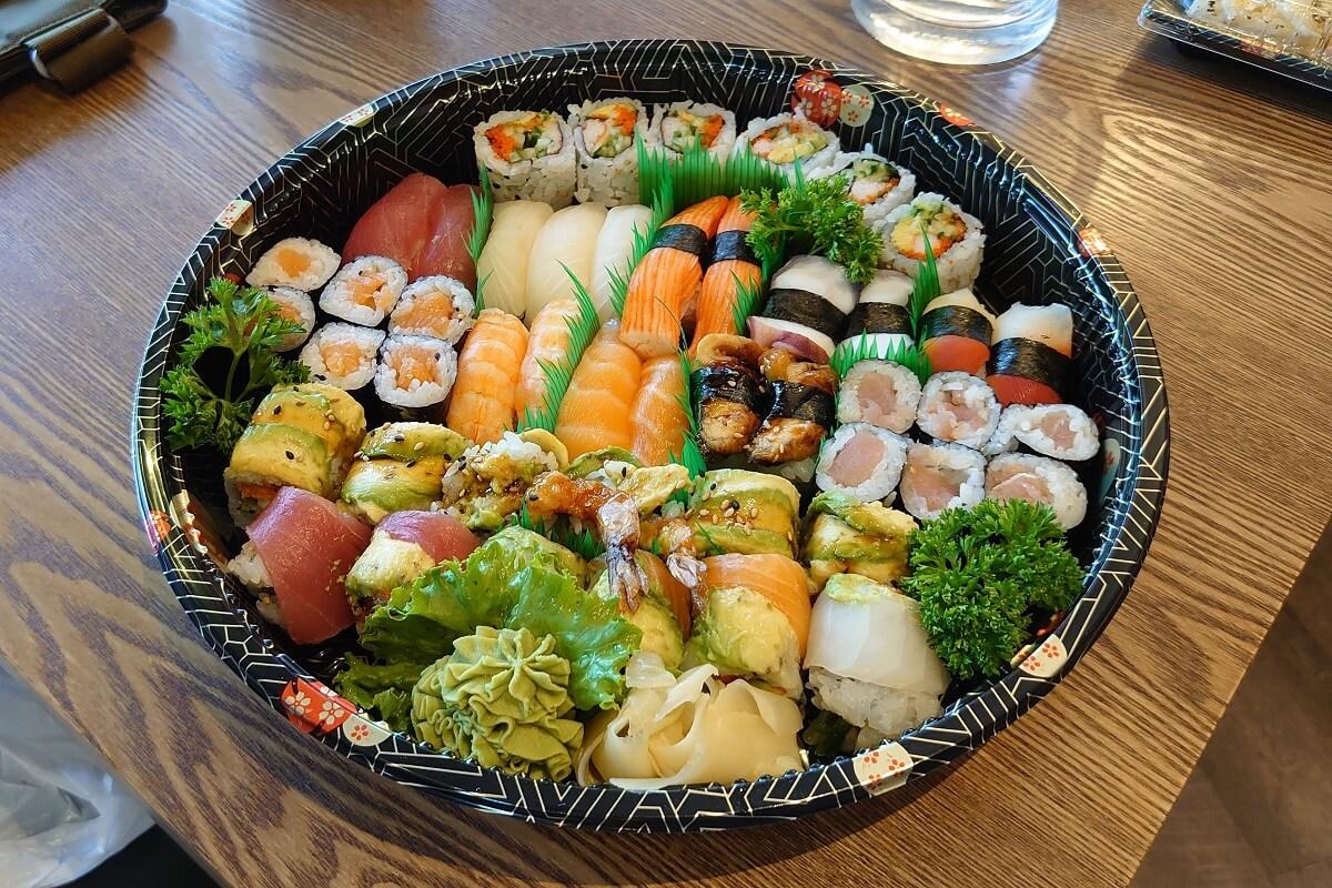 Yang's Sushi
