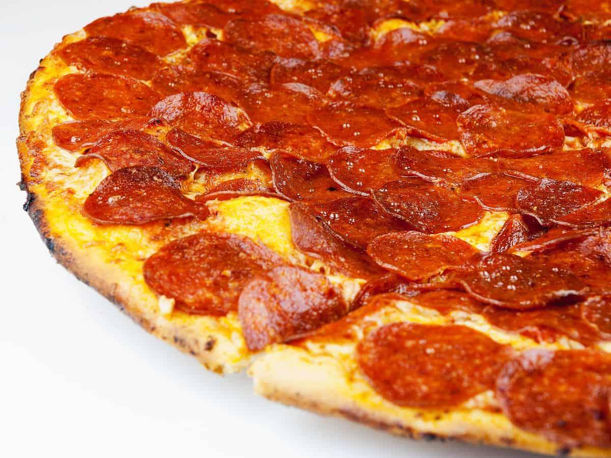 Hot Pie Pizza