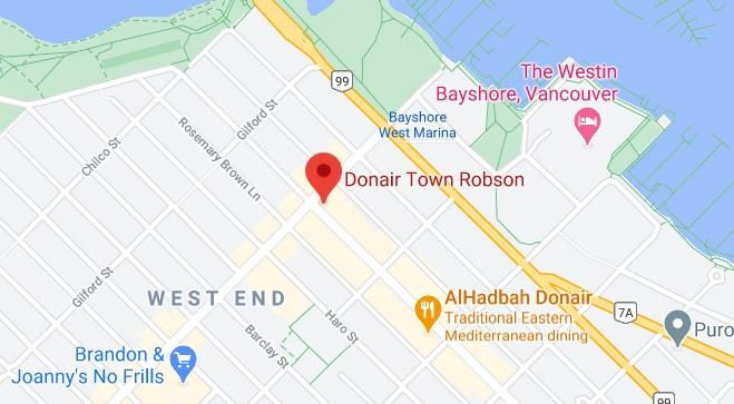 Donair Town Robson
