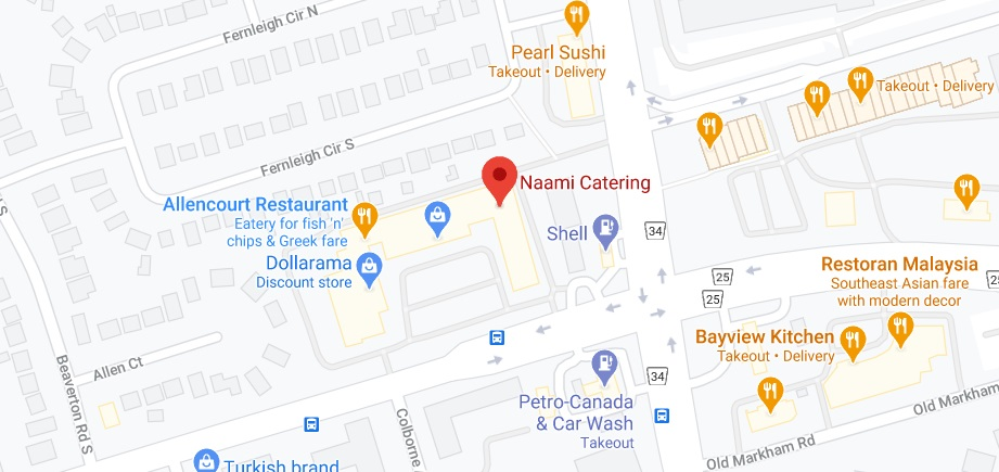 Naami Catering