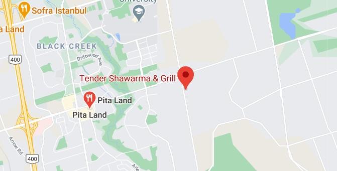 Tender Shawarma & Grill