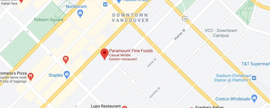 Paramount Fine Foods