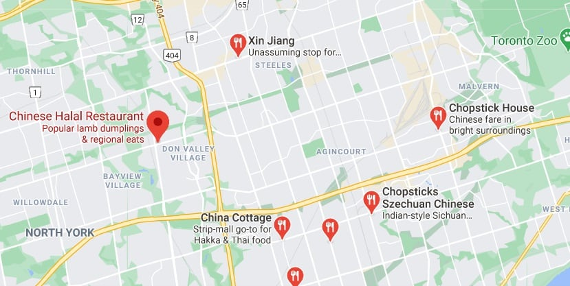 Chinese Halal Restaurant