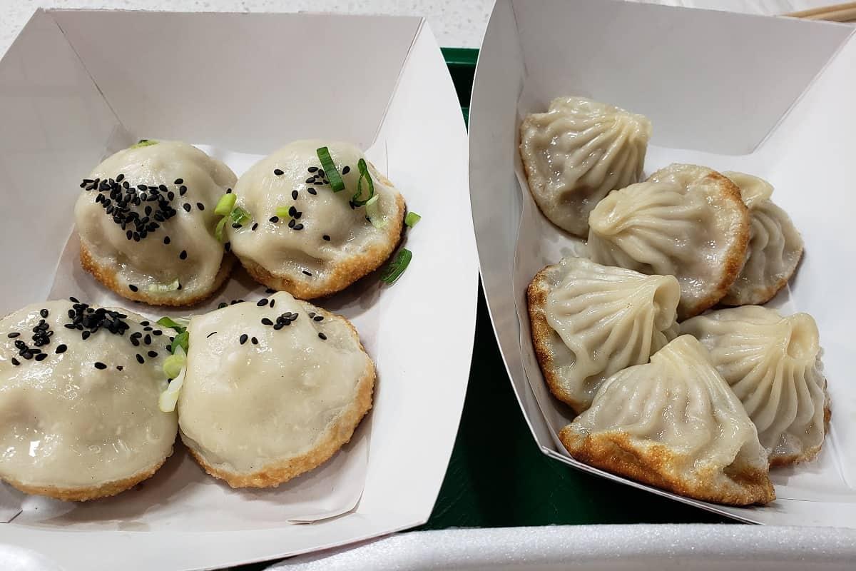 Juicy Dumpling in Chinatown