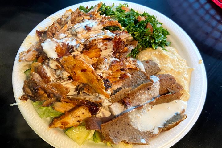 Falafel King Mediterranean Food