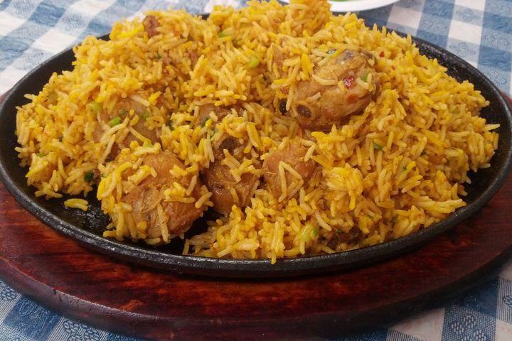 Sizzler Kabab