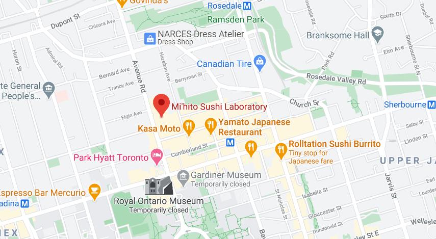 Mi'hito Sushi Laboratory