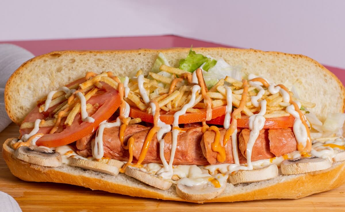 Haida Sandwich (Offering delivery service to Regent Park)