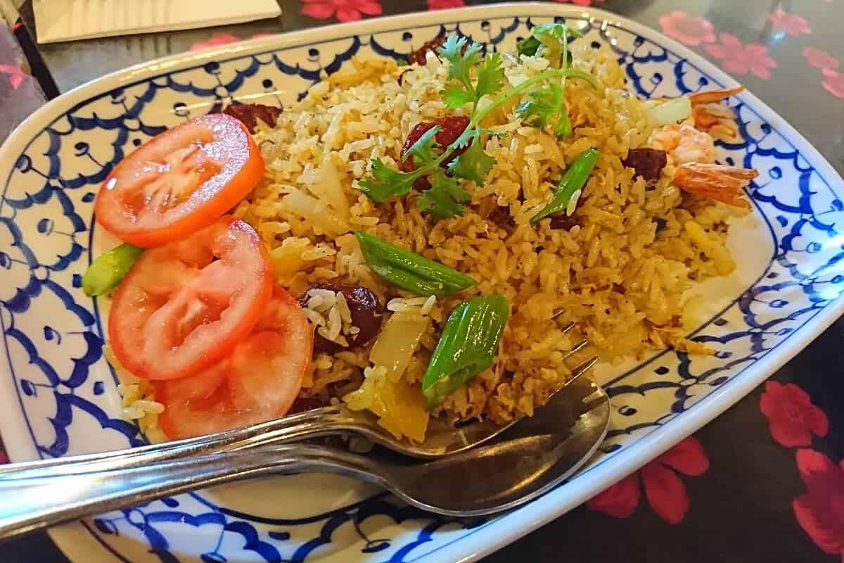 Thai Pudpong Restaurant