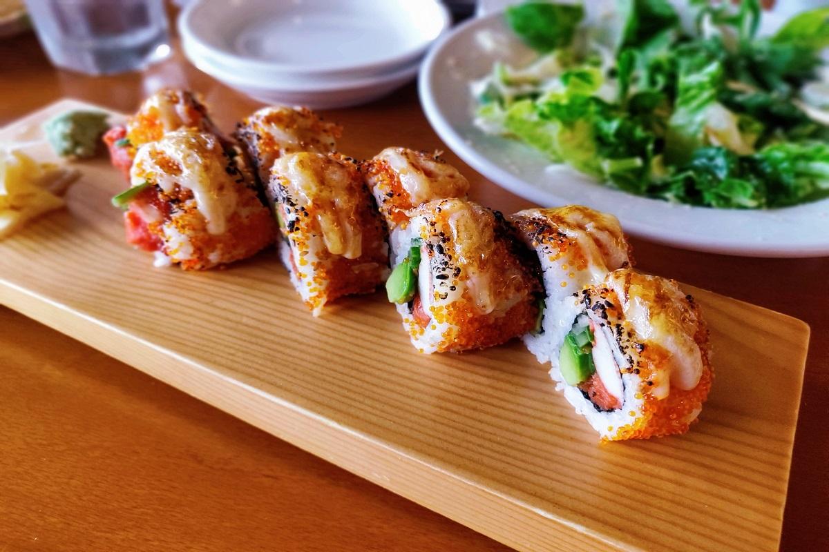 Sansho Sushi & Japanese Dining