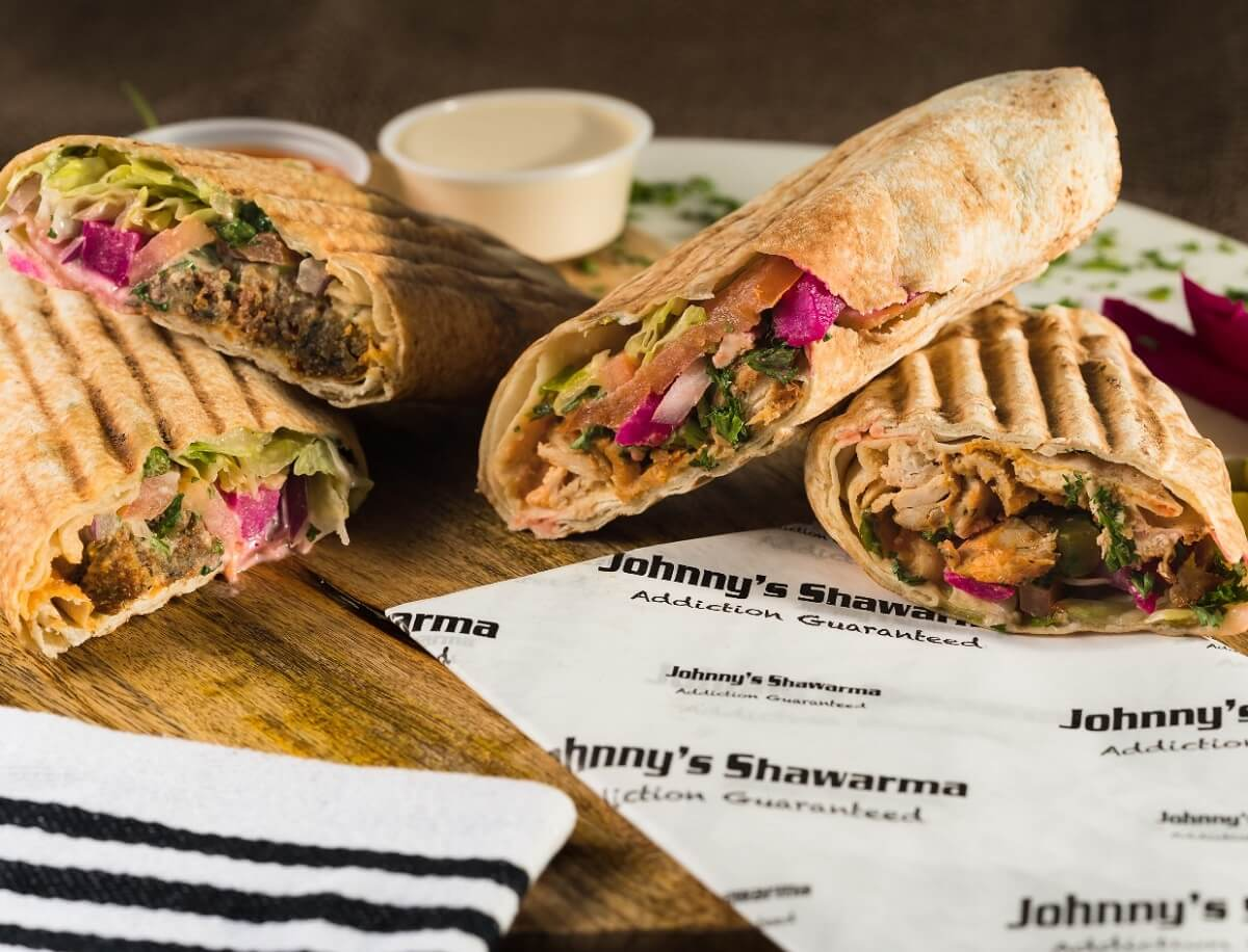 Johnny's Shawarma