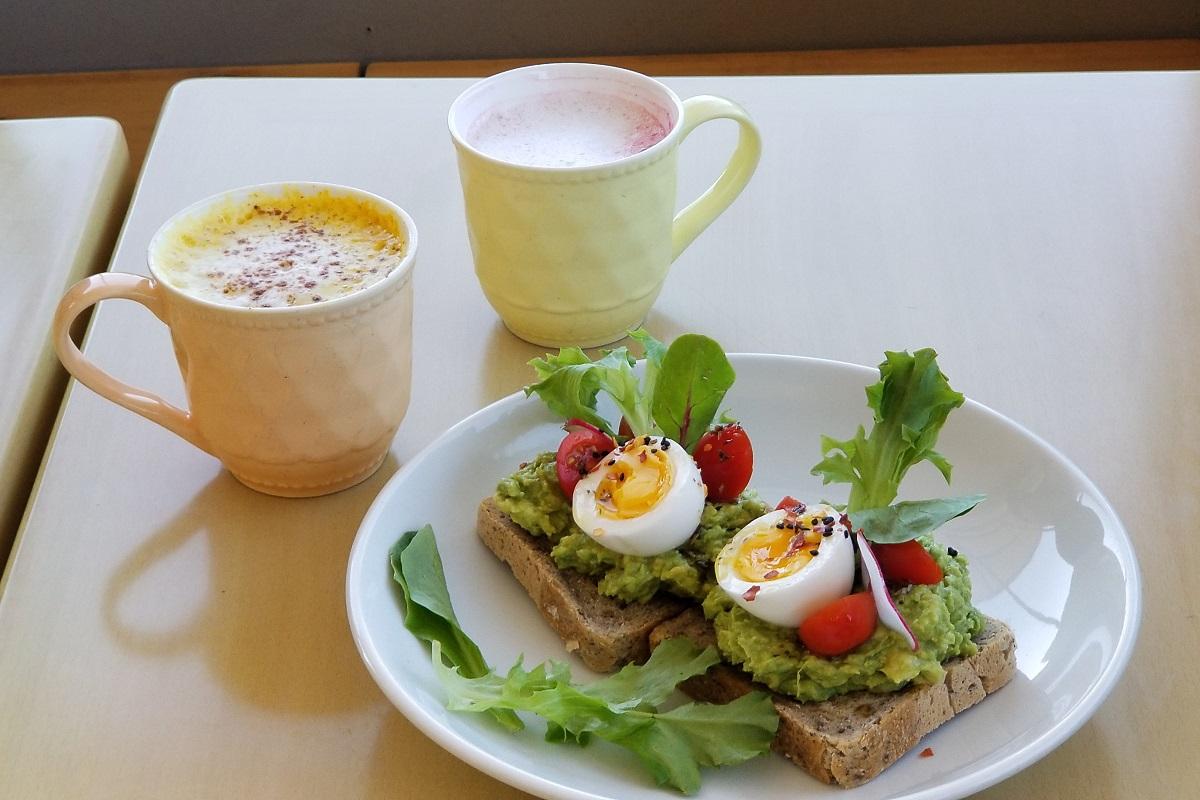 The Workshop Vegetarian Café