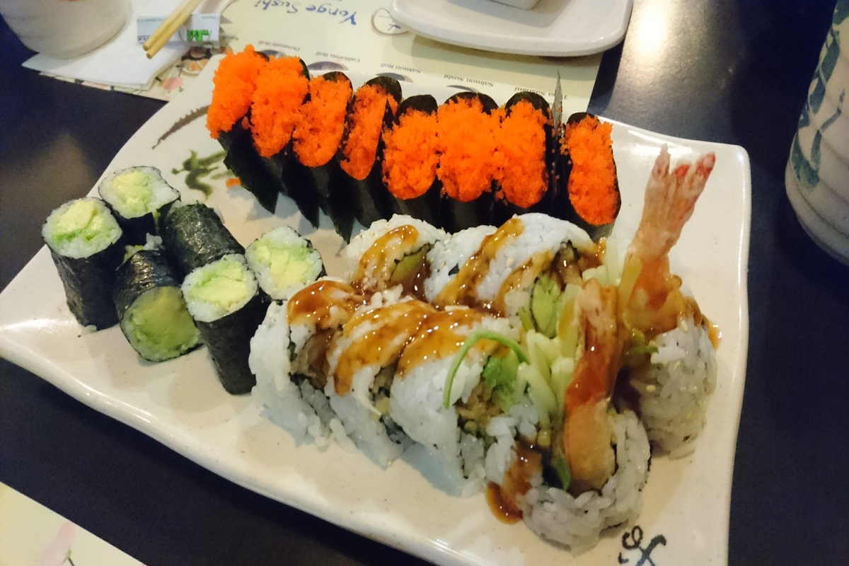 Yonge Sushi