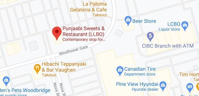 Punjaabi Sweets & Restaurant (LLBO)