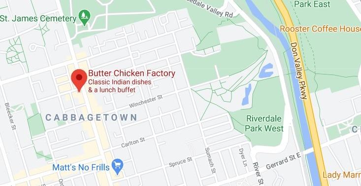 Butter Chicken Factory
