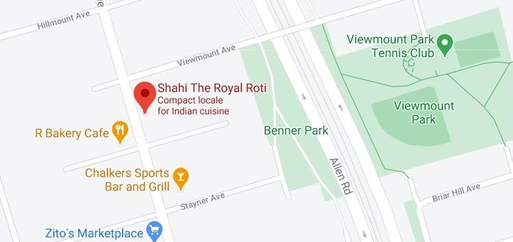 Shahi The Royal Roti