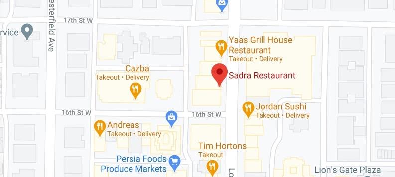 Sadra Restaurant