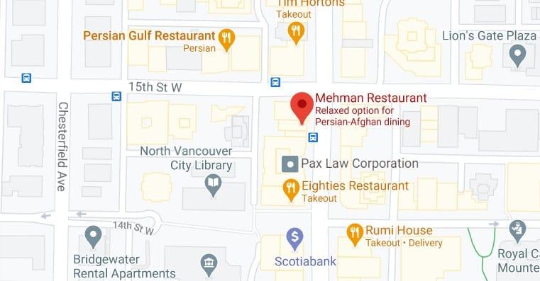Mehman Restaurant