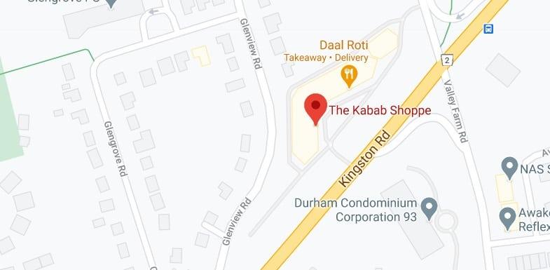 The Kabab Shoppe