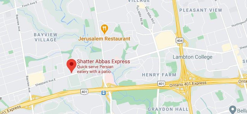 Shatter Abbas Express