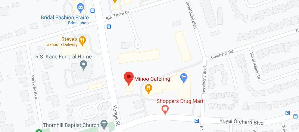 Minoo Catering