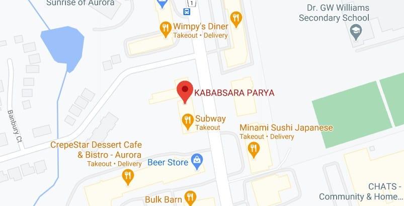 KABABSARA PARYA
