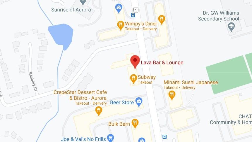 Lava Bar & Lounge