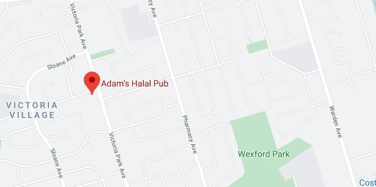 Adam's Halal Pub