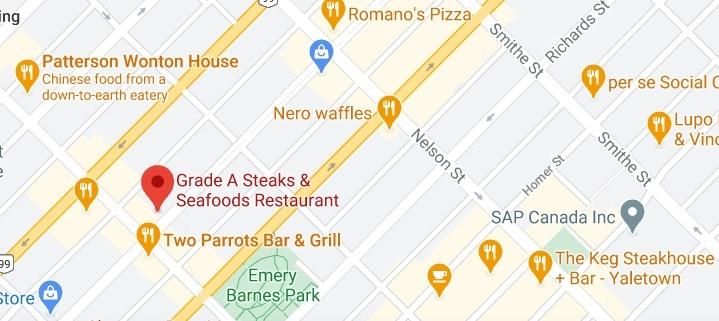 Grade A Steaks & Seafoods Restaurant