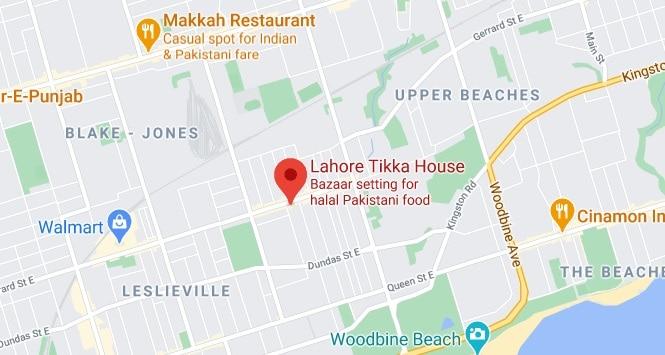 Lahore Tikka House