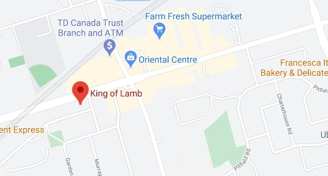 King of Lamb