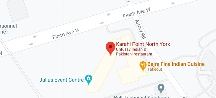 Karahi Point North York