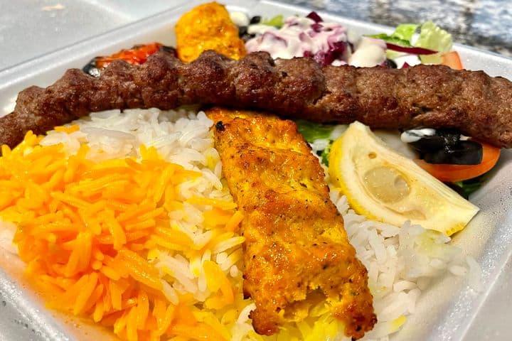 Persian Top Meal