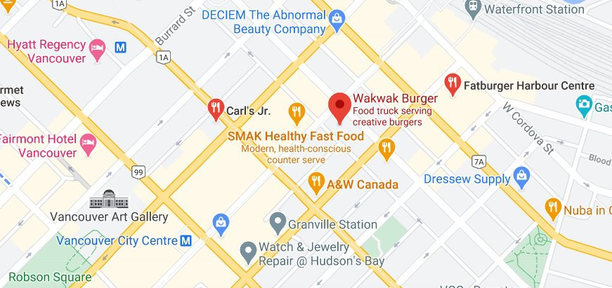Wakwak Burger