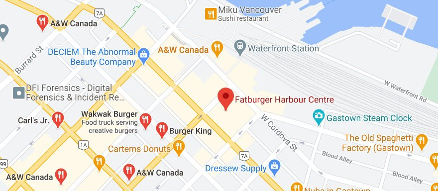 Fatburger Harbour Centre