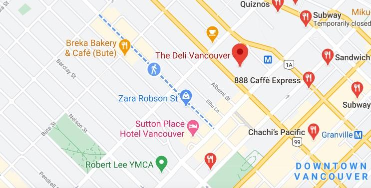 The Deli Vancouver