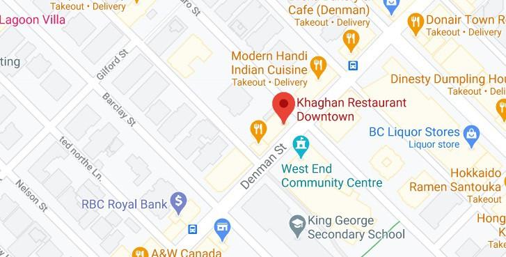 Khaghan Restaurant