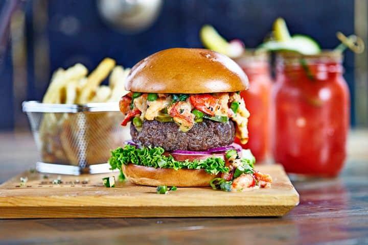 Ground Burger Bar