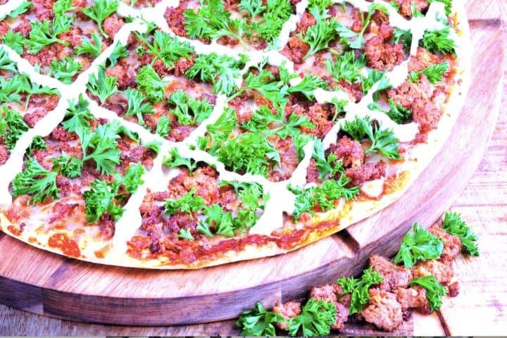 Saffari Pizza