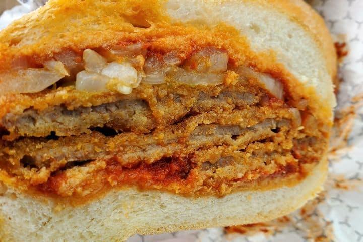Panini Italian Sandwiches